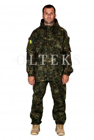 Костюм камуфляжний демісезонний: куртка, штани