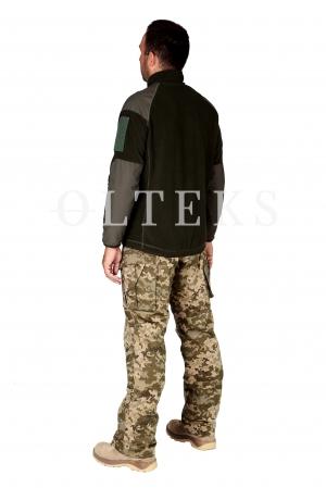 Куртка–утеплювач флісова (ЗСУ)