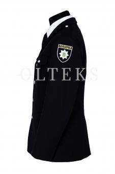 Кітель Національної поліції України (МВС)
