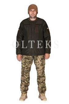 Утеплювач до куртки вітро-, вологозахисної зимової (ЗСУ)