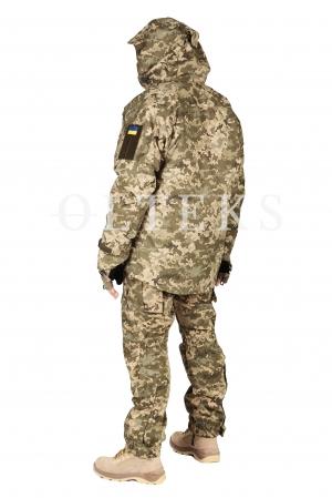 Куртка вітро-, вологозахисна зимова (ЗСУ)