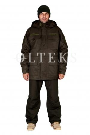 Куртка зимова утеплена (Національна гвардія України)
