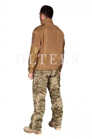 Куртка–утеплювач флісова (Збройні сили України)