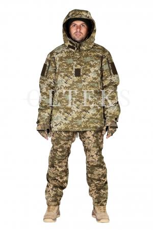 Куртка утеплена (ДПСУ)